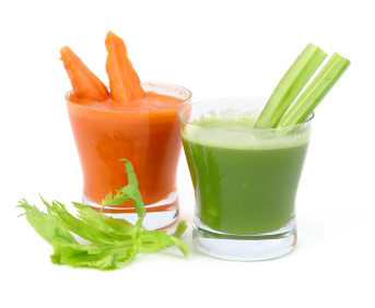 как приготовить овощные смузи