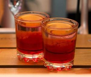 рецепт алкогольного коктейля с шампанским в домашних условиях