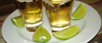 коктейль смерть мексиканца