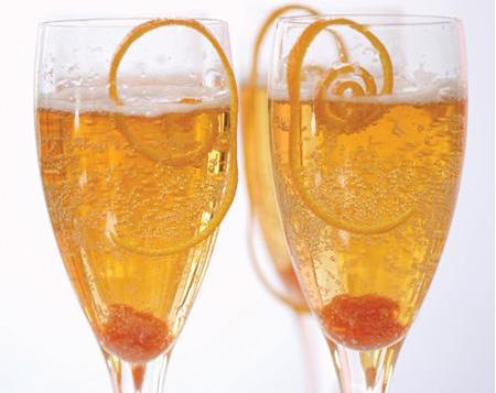 коктейль шампань рецепт