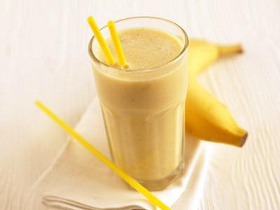 молочный банановый коктейль рецепт
