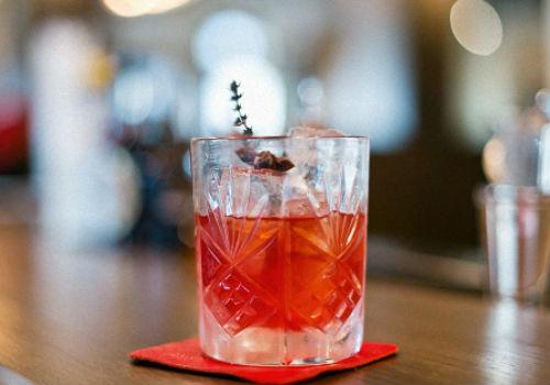 коктейль с ромом и гренадином