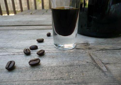 ликер из кофе