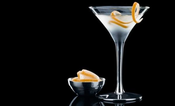 дымчатый мартини
