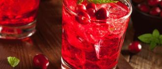 коктейль кранилла