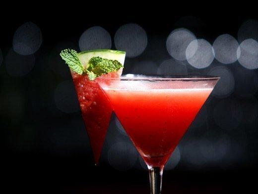 водка с арбузом