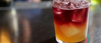 коктейль пурпурная мгла