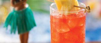 коктейль ямайский